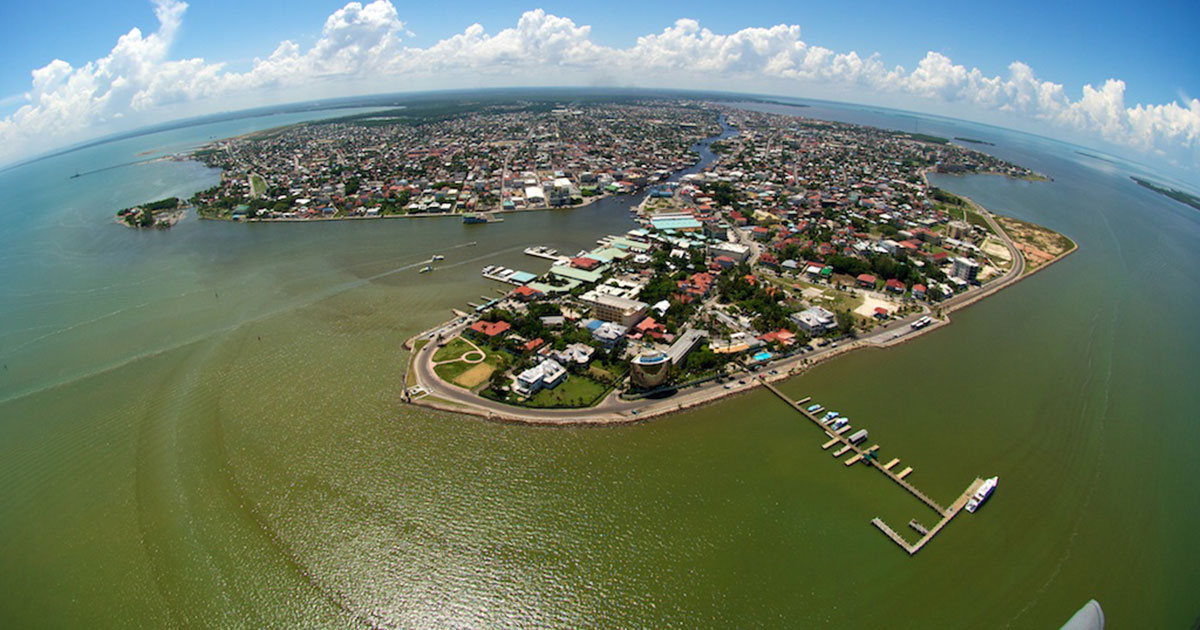 Day 22 - Local flight to Belize City, Belize District
