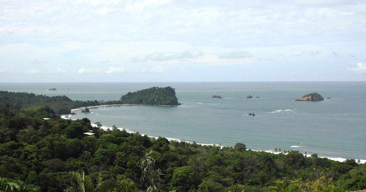 Day 6 - Shuttle to Manuel Antonio
