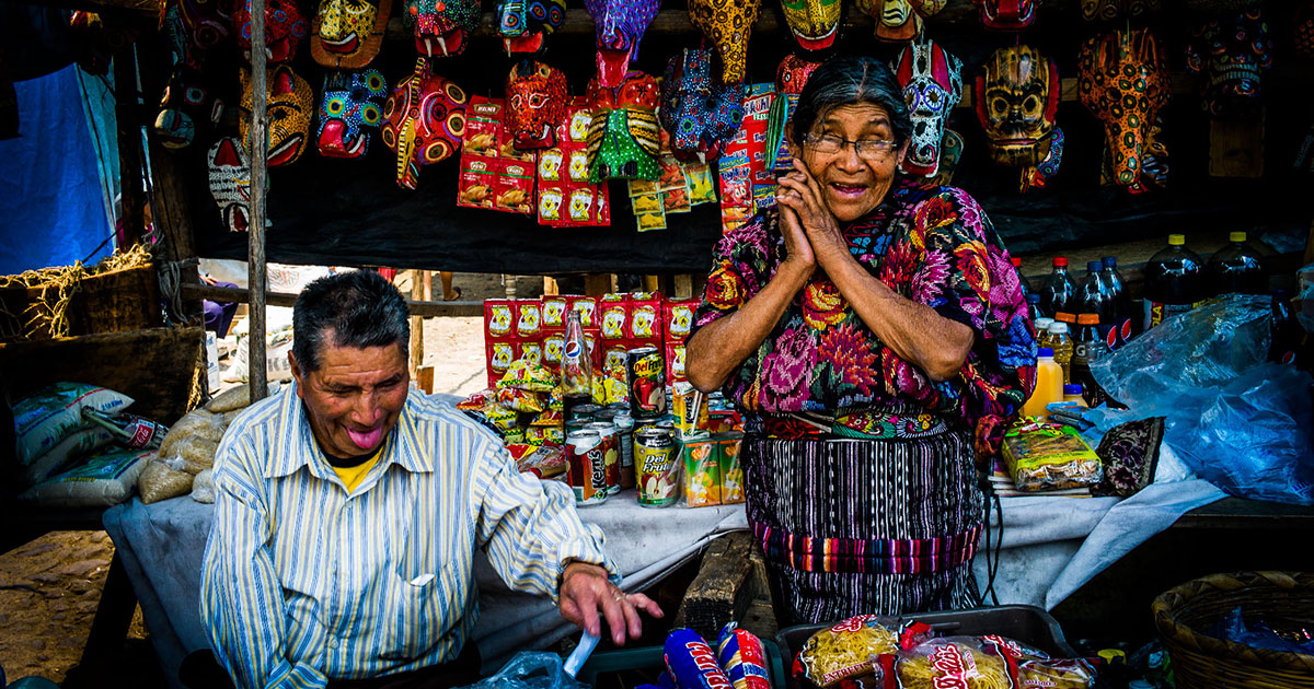 Day 5 - Chichicastenango Market & Transfer to Guatemala City