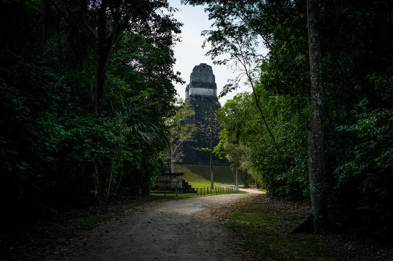 Day 9: Explore the temples of Tikal