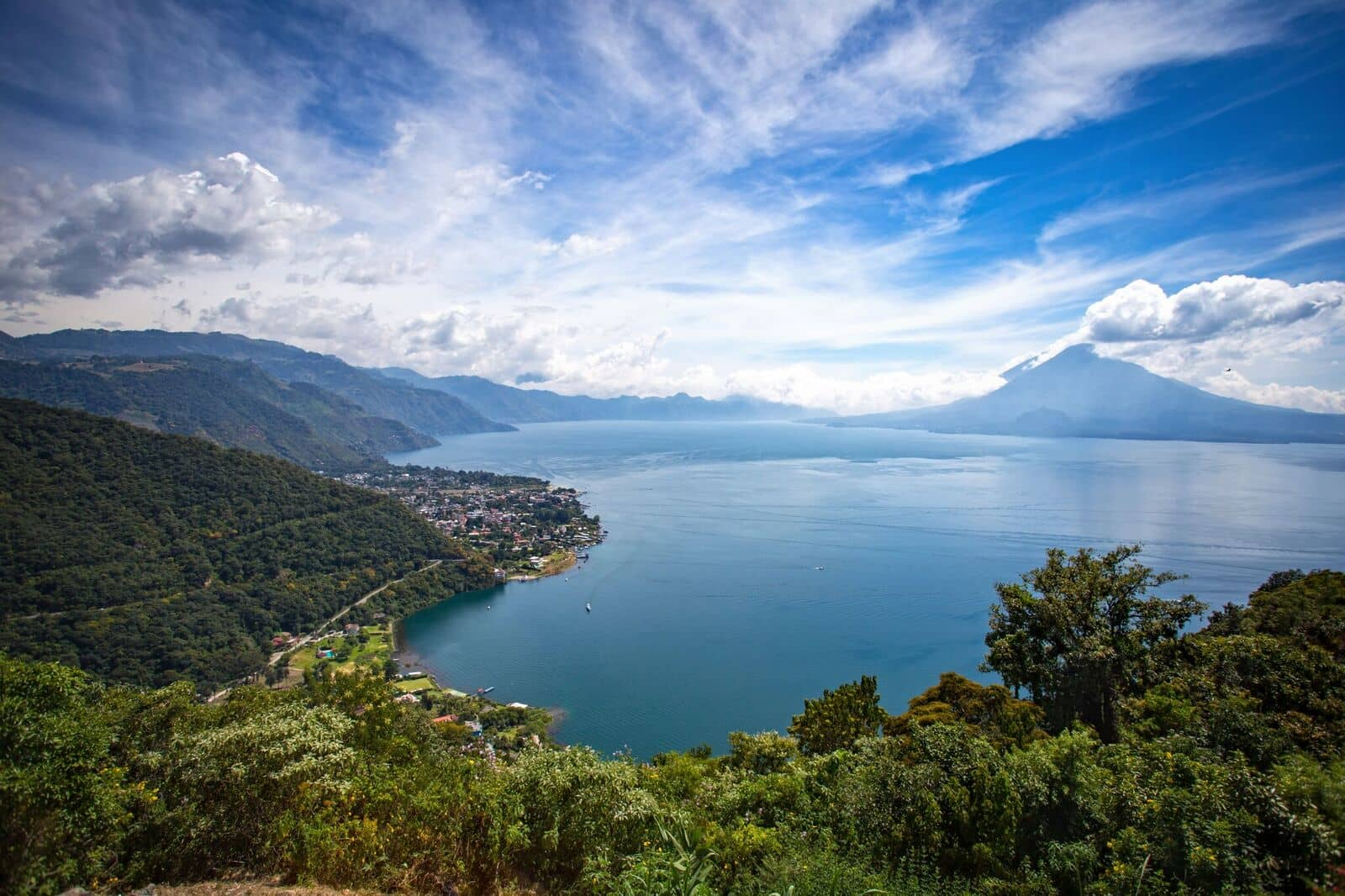 Day 3- Wednesday: Free day at Atitlan