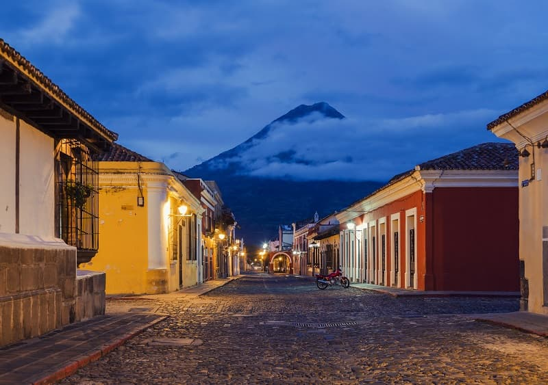 Day 1 – Welcome to Guatemala - Antigua