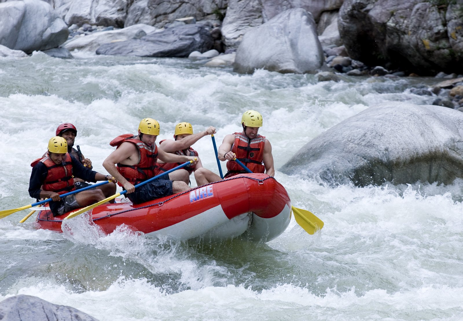 Day 11: Rafting  - Cangrejal
