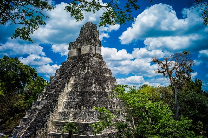Day 6: Flight to Flores & Tikal Tour