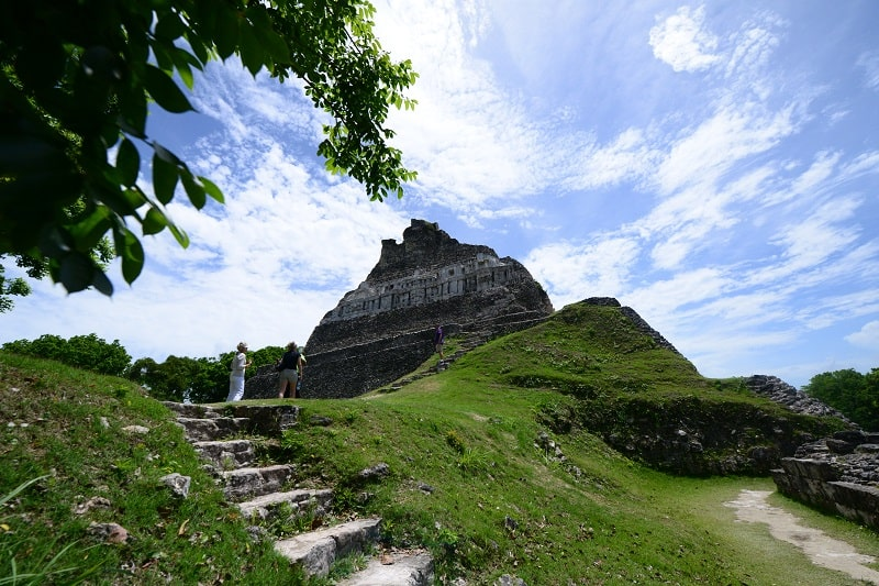 Day 8: San Antonio Women's Group Tour & Xunantunich Mayan Ruin Tour
