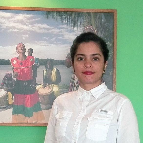 Génesis Ruiz